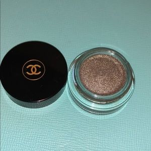 Chanel Eyeshadow Silverscreen